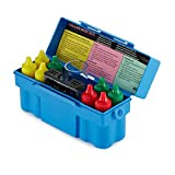 Taylor K-1004 Safety Plus Swimming Pool Chlorine Bromine pH Alkalinity Test Kit