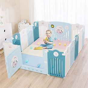 Los corralitos de bebé Centros de juego de niños del bebé Parque infantil de bebé de seguridad del niño Valla Valla…