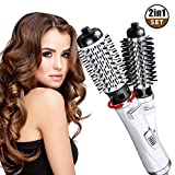 Brosse Soufflante Rotative, 3 In 1 Hair Dryer Brush, Brosse Coiffante,...