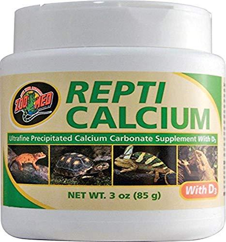 Zoomed A34-3E Repti Calcium mit D3 85 g