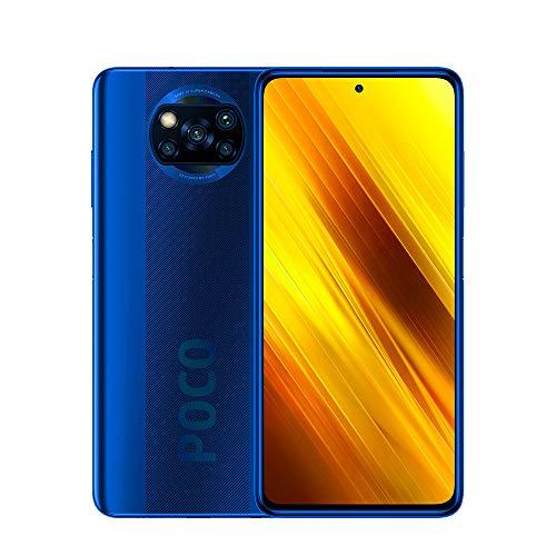"Xiaomi Poco X3 Smartphone,6GB RAM 128GB ROM Teléfono,6.67"" FHD..."