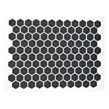 Gear Gripz Non-slip Grip Tape - Honeycomb Pattern (Black)