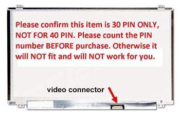 "ASUS X555D X555L X555U X555Y Series 15.6"" LED LCD Screen eDP 30PIN"