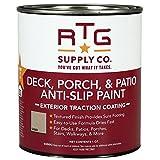 RTG Deck, Porch, Patio Anti-Slip Paint (Quart, Sand)