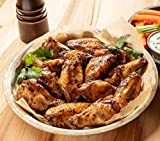 Burgers' Smokehouse Fully Cooked Chicken Wings (Smoky BBQ Ranch, 2 pounds)