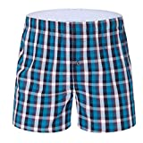 Luca-Tops LUCAMORE Men's Casual Household Home Shorts Pants Boxer Briefs Pajama Underwear Swim Trunks Underpants