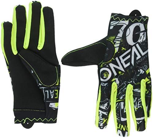"O'Neal 0338R-0 - Guanti da bambino ""Matrix"", Hi-Viz MX MTB DH Motocross Enduro Offroad, colore:..."