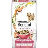 Purina Beneful Originals With Real Salmon Dry Dog Food - 31.1 lb. Bag