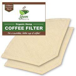 Pour Over Kaffeefilter, wiederverwendbar