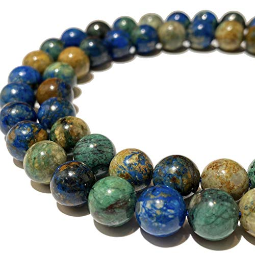 [ABCgems] South-African Two-Tone Azurite Malachite...