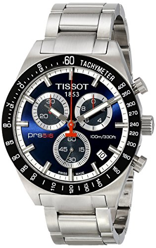 Tissot Herrenuhr Silber T0444172104100