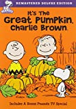 It's the Great Pumpkin, Charlie Brown (Remastered Deluxe Edition) (DVD)