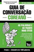 Guía de conversación portugués-coreano y diccionario conciso 1500 palabras