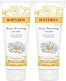 Burt's Bees Soap Bark and Chamomile Deep Cleansing Cream, 6 ounce pack...