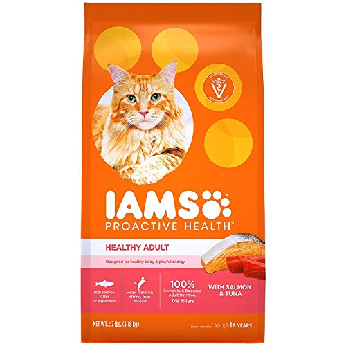 Iams-Proactive-Health-Adult-Original-With-Salmon-And-Tuna-Dry-Cat-Food-7-Pounds