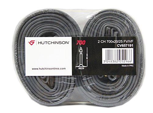 HUTCHINSON Schlauch-Set Road Standard Sv/48 Mm Blíster 2 cámaras,...