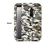 Samsung Galaxy S9 ケース アルミ合金ケース 迷彩柄 生活防水 軍用 耐衝撃 防塵 金属/メタル ……