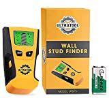 ULTRATOOL LCD 5 in 1 Stud Wood Metal Wire Detector Cable Finder Wall Detector Finders Scanner (12 Months Warranty)