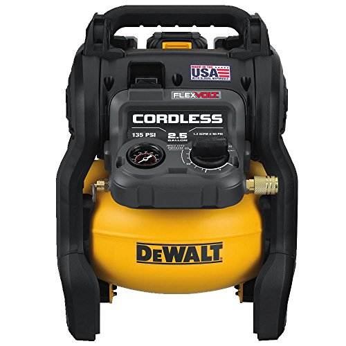DeWalt Flexvolt 60 Volt Max Cordless Air Compressor Kit