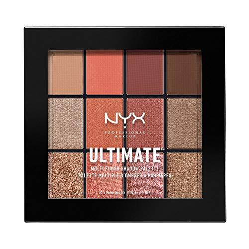 NYX PROFESSIONAL MAKEUP Paleta de sombras de ojos Ultimate M