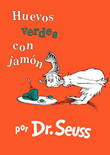 Huevos Verdes Con Jamon (Green Eggs and Ham) (I Can Read It All by Myself Beginner Books (Hardcover)