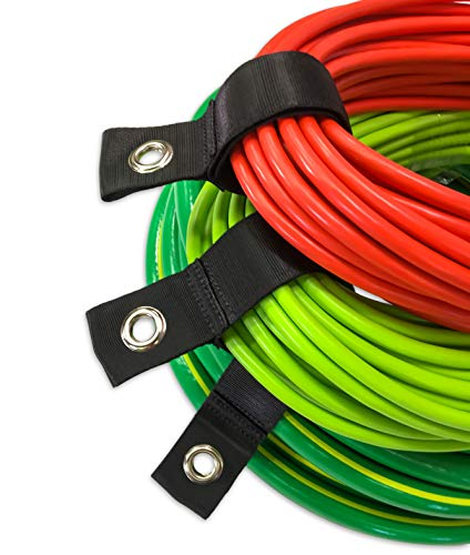 Spire Heavy-Duty Cable Storage Straps (6 Pack) Extension Cord...