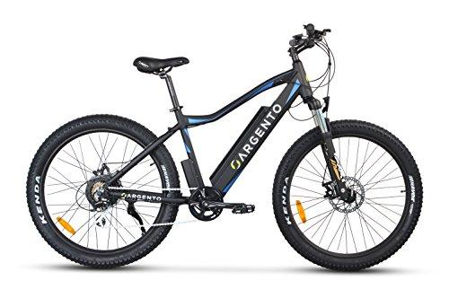 Argento Performance, Bicicletta Elettrica, Mountain Bike a pedalata assistita, Assicurazione AXA...