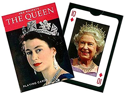 Standard set of 52 playing cards + jokers Different image on playing side of each card Brand new and sealed Licensed