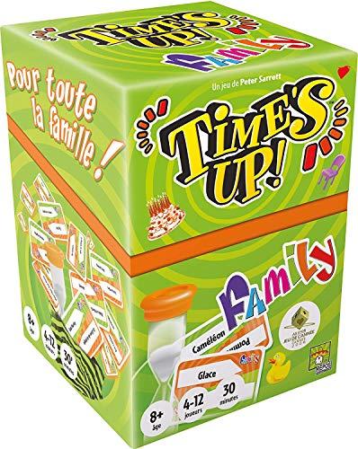 Time's up Family -Asmodee - Jeu de société - Jeu d'ambiance