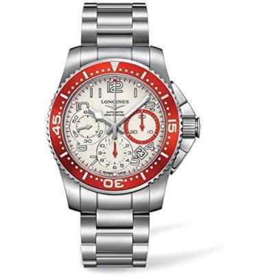 Longines HydroConquest Chronograph Automatic Mens Watch L3.696.4.19.6