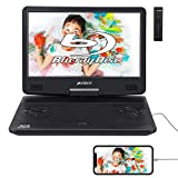 Pumpkin 14 Pouce Lecteur DVD Blu Ray Portable Voiture Supporte HDMI Output,...