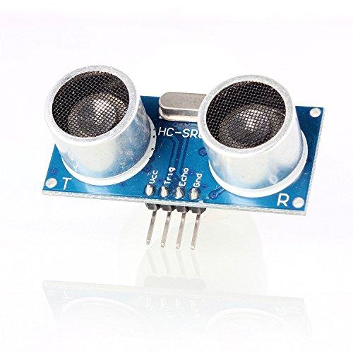 Questo sensore ad ultrasuoni è una unità di misura della distanza senza contatto interfaccia compatibile mattone elettronica e tagliere cordiale sonda doppia Progettato per un facile utilizzo progetto modulare con prestazioni industriali Tensione di ...