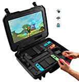 Case Club Waterproof Nintendo Switch Portable Gaming Station