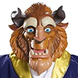 Beast Mask Deluxe Costume Accessory