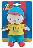 Jemini - 022793 - T'Choupi Peluche - 17 Cm - I Love T Choupi