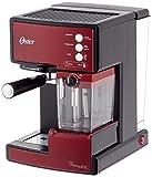 Oster Prima Cafetera automática para Cappuccino, Latte y Espresso con Tratamiento, 1.5 l Agua, 300...