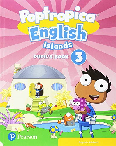 Poptropica English Islands Level 3 Pupil's Book and Online World Access