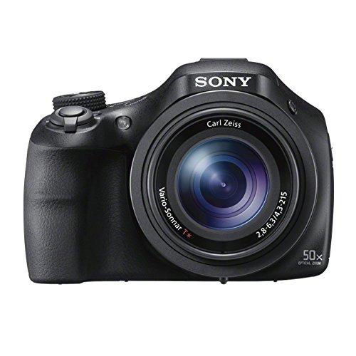 Sony DSC-HX400V - Cámara compacta de 20.4 MP (pantalla de 3', zoom...