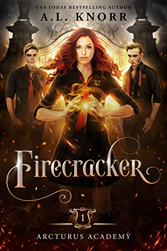 Firecracker: A Young Adult Fantasy Kindle Edition
