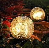 Garden Solar Ball...image