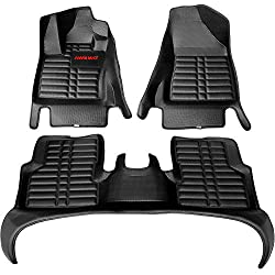 AWEMAT Custom Fit Car Floor Mats for Jeep Compass 2017-2021