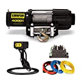 Champion 4000-lb. ATV/UTV Winch Kit with Mini-Rocker