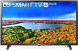 LG 80 cms (32 inches) HD Ready Smart LED TV 32LM636BPTB (Dark Iron Gray) (2019 Model)