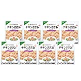 【Amazon.co.jp限定】 サラダクラブ チキンささみ(ほぐし肉) 80g ×8個