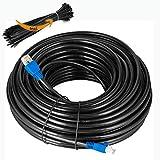 Multi-Cables CAT6 RJ45 30m, à l'extérieur Utiliser imperméable - CCA - Direct...