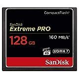 Sandisk - SDCFXPS-128G-X46 - Carte Mémoire CompactFlash SanDisk Extreme Pro 128...