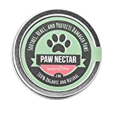 100% Organic and Natural Paw Wax Heals and Repairs Damaged Dog Paws, Dog Paw Balm