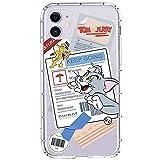 iPhone XR 用 ケース トムとジェリー アイフォン XR用 カバー 6.1インチ トム ジェリー スマホ……