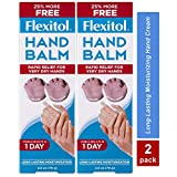 Flexitol Hand Balm, Rich Moisturizing Hand Cream for Fast Relief (Pack of 2)