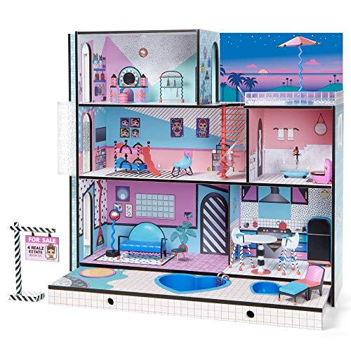 Image 16 - Surprise-LLU45000 L.O.L. Surprise-House, LLU45, Multicouleur, 3